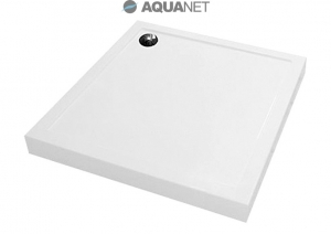 AQUANET, Поддон для душа Aquanet Alfa/Beta Cube 90х90