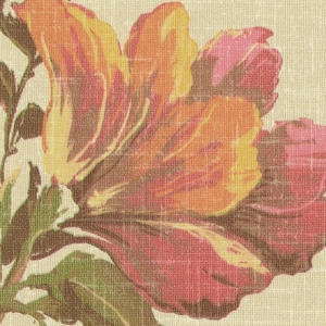 цветок на льне image