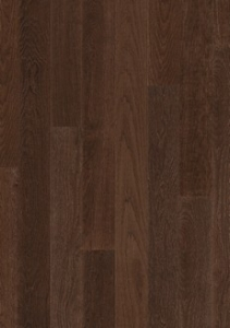 QUICK STEP, Паркетная доска Castello 1352 Дуб coffee brown matt