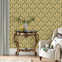 GRAHAM&BROWN, Обои REGAL DAMASK 33-129