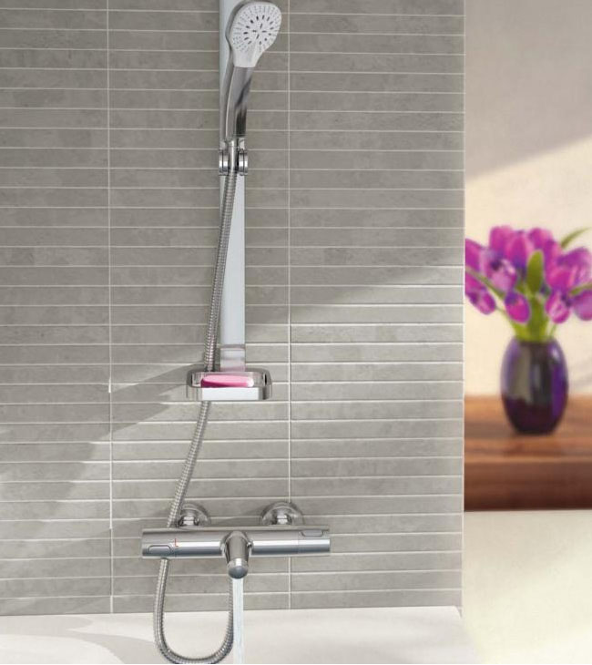 Смеситель для ванны и душа Ideal Standard