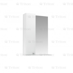 TRITON, Зеркало-шкаф Triton Локо 60 Правое
