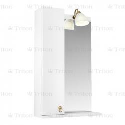 TRITON, Зеркало-шкаф Triton Реймс 60 Левое