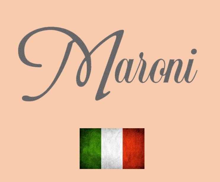 MARONI image